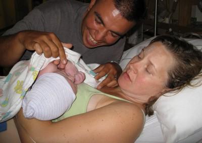 Newborn Bonding