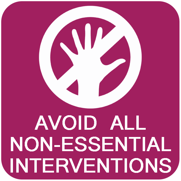 Avoid Interventions
