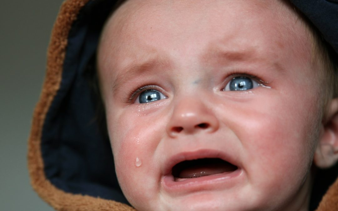 8 Reasons Why Babies Cry