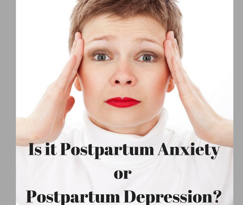 Is it Postpartum Depression?