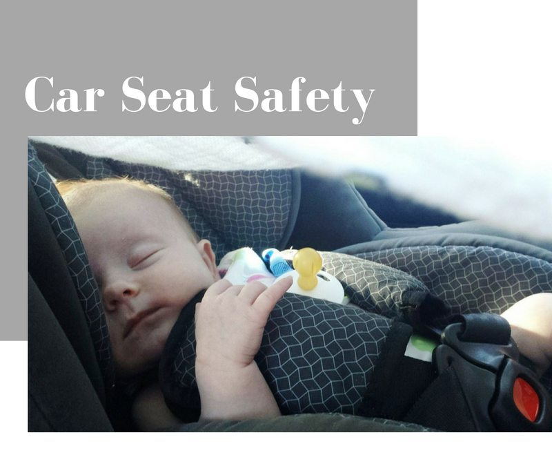 Car Seat Safety- The Basics