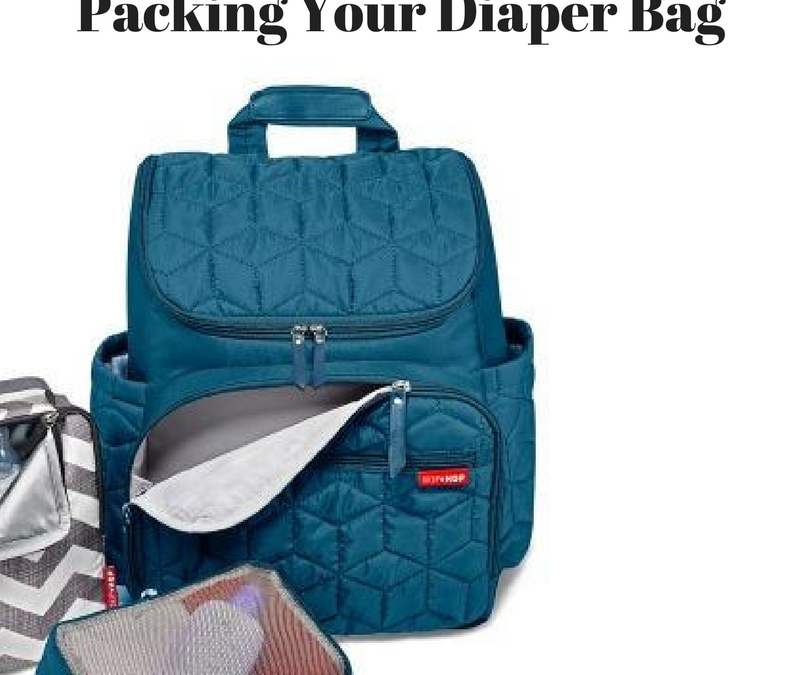 Packing Your Baby Bag