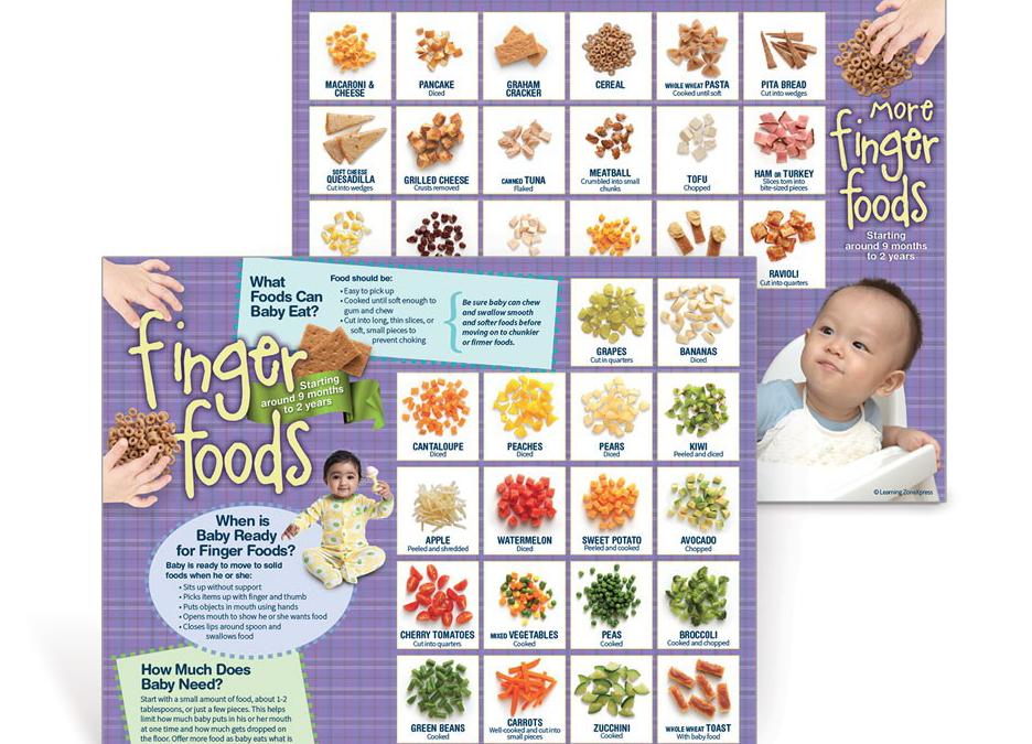 Finger Foods for Baby