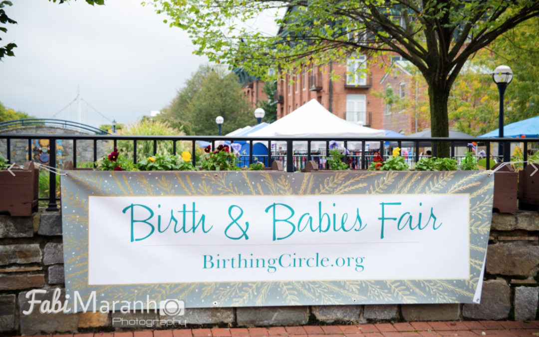 Join us at the BIRTH & BABIES FAIR on 10/1
