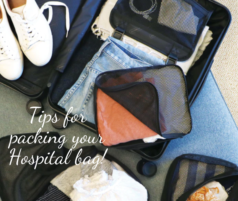 What to Pack For The Hospital … And What To Leave At Home
